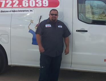 James Stephens of THE PLUMBER in Palmdale, CA
