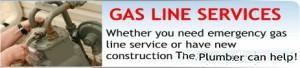 Gas Line Services-THE PLUMBER Lancaster, CA