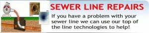 Sewer Line Repairs-THE PLUMBER Lancaster, CA