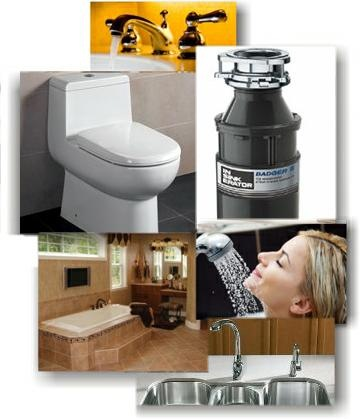 Plumbing Fixtures-Repair and Installation-Antelope Valley, CA